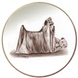 Laurelwood Plate Yorkshire Terrier 2013