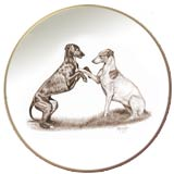Laurelwood Plate Greyhound