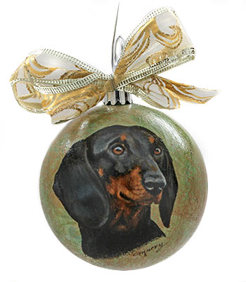 Christmas Ornaments custom hand painted pets
